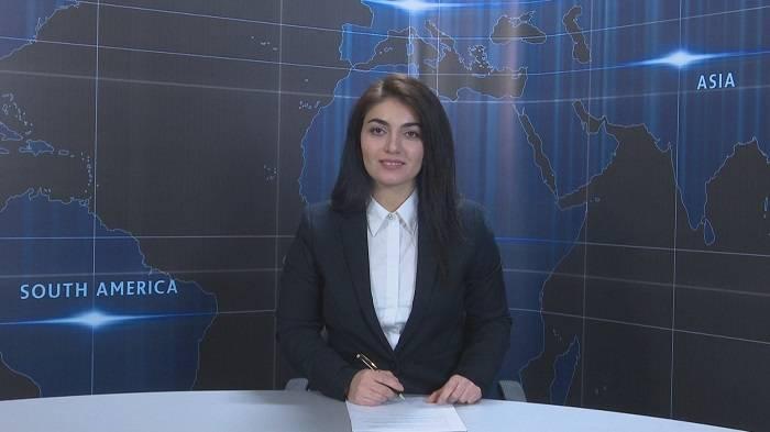 La nouvelle édition de nouvelles en vidéo d'AzVision English (15 janvier)