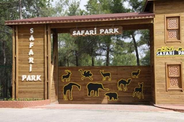Safari Park created in Azerbaijan