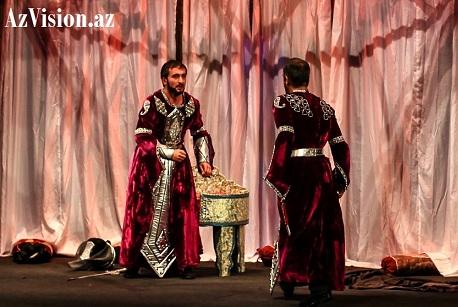 PƏRDƏARXASI | Şah İsmayılı öldürən Xətai - FOTOSESSİYA