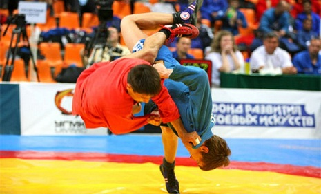 Azerbaijani sambo wrestlers claim two bronzes on Day 2 of World Youth and Juniors Championships
