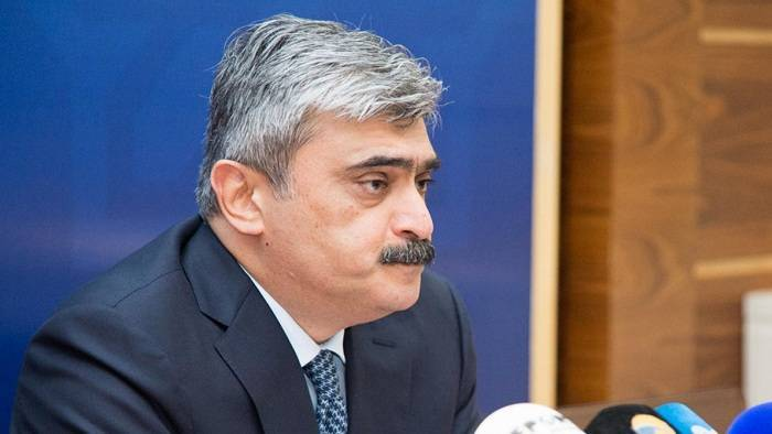 Le ministre azerbaïdjanais des Finances part pour Washington