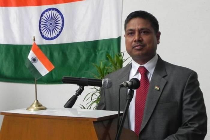 Indien unterstützt Verhandlungen zwischen Aserbaidschan und Armenien