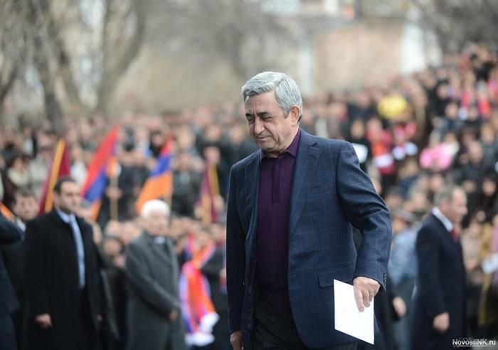 Sarkisyan nə prezident, nə də baş nazir olacaq