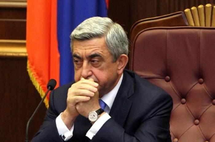 Sarkisyan Bakının BTQ şərtini qəbul edəcəkmi?