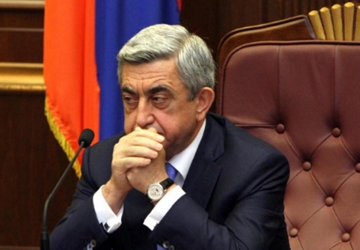 I must fulfil my duties till the end - Armenian president