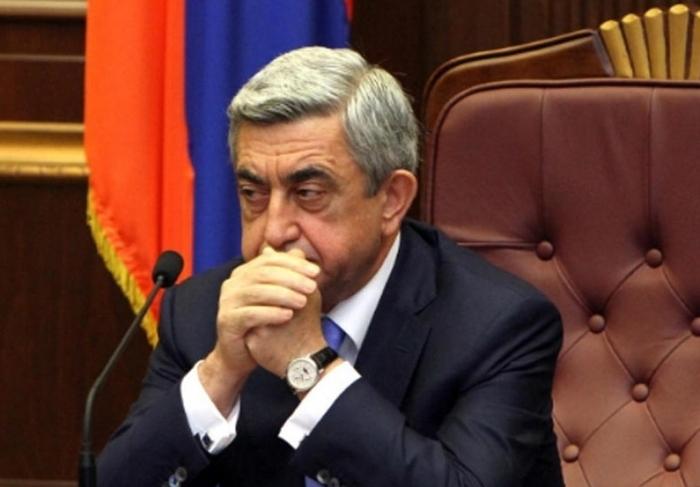I must fulfil my duties till the end - Armenian president