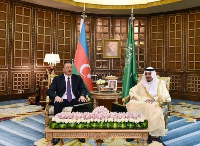 El rey ha invitado a ilham Aliyev a Arabia Saudi - MAE