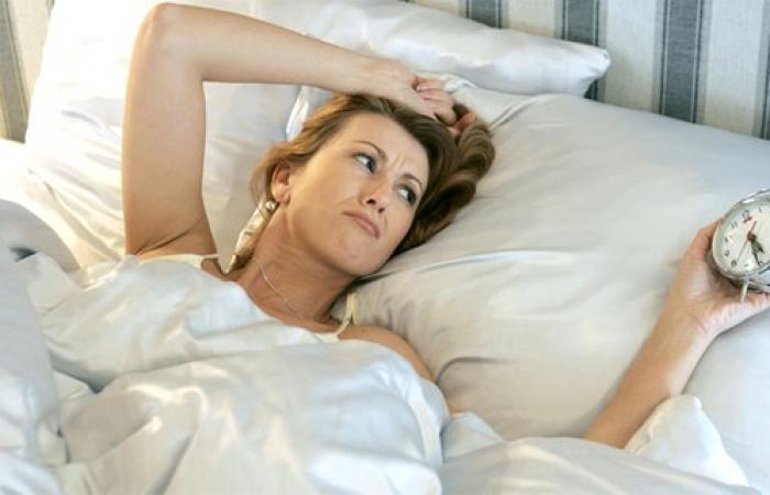 Die meisten Menschen schlafen schlecht