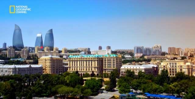 National Geographic - Hidden Cities Revealed: Baku