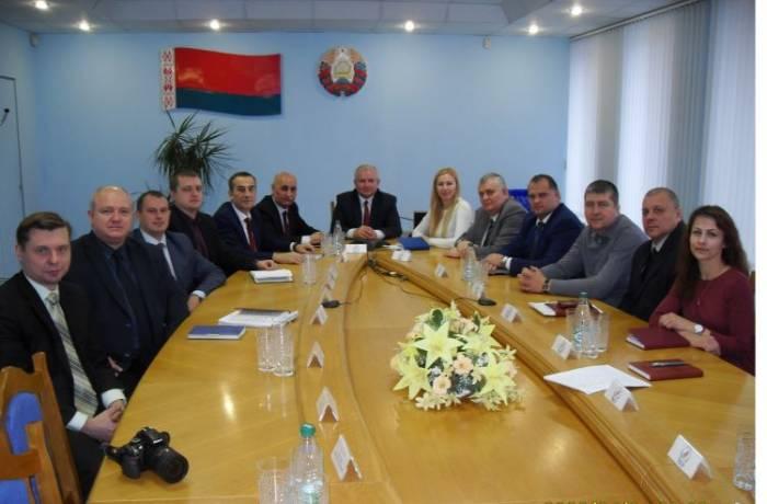 Energetika Nazirliyi Belarus təcrübəsini öyrənir