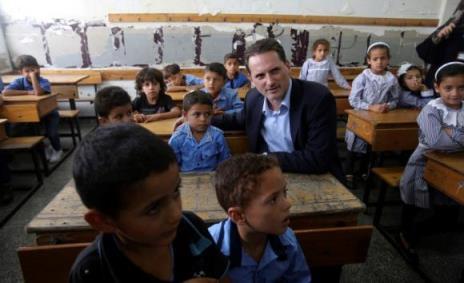Post-war counseling awaits Gaza children going back to school