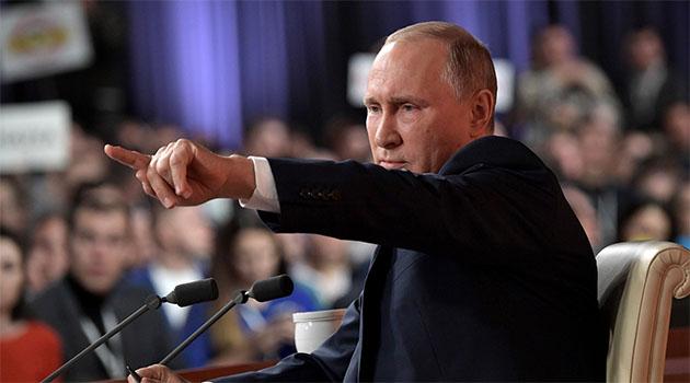 Rusların 67 faizi Putinin yenidən prezident olmasını istəyir