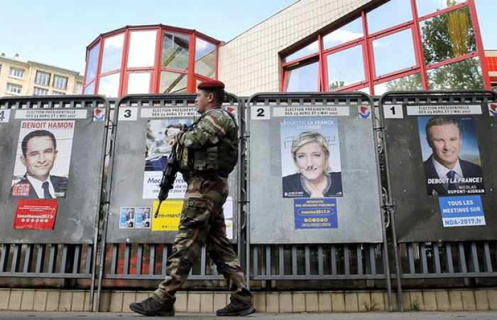 France steps up security around election as terror attack fears rise