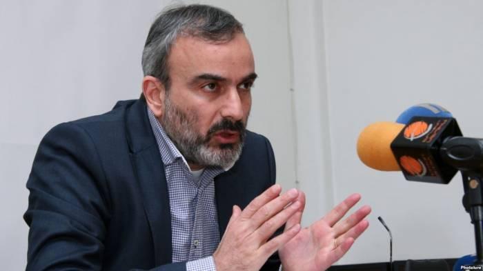 """Sarkisyana qarşı """"Milli Müqavimət Cəbhəsi"""" yaradılır"""