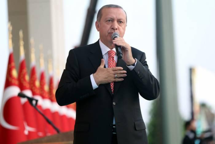 """""""54 il keçdi, hələ də bizi ələ salırlar"""" - Ərdoğan (FOTOLAR)"""