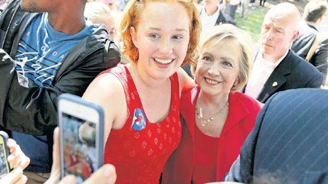 Prezidentliyə namizədlərin `selfie dərdi`