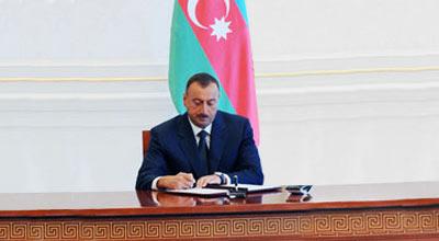 Prezident Horadiz şəhərinə 6 milyon manat ayırıb
