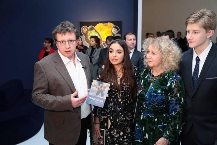 Une exposition d'Alexey Begov ouvre ses portes au Centre Heydar Aliyev - PHOTOS