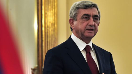 Sərkisyan liderlik edir