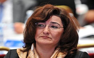 Müavini Şahin Mustafayevin yerinə hesabat verdi