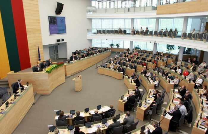 Adoptaron el recurso respecto a Joyalí en el parlamento lituano