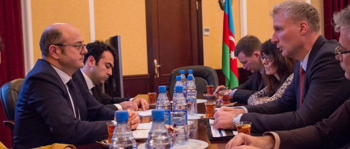 SGC to strengthen EU-Azerbaijan co-op, says minister