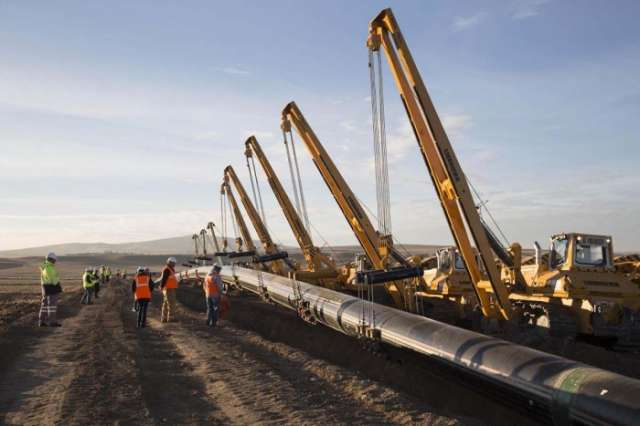 Azerbaijan spent around $800m on Southern Gas Corridor project in 2017