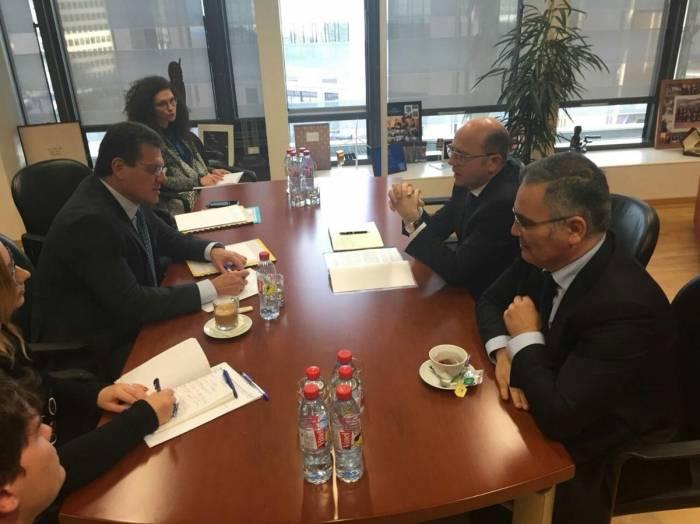 EK wird den südlichen Gaskorridor weiterhin unterstützen - Maros Shefovic