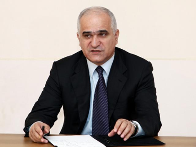 Şahin Mustafayev vətəndaşları qəbul edəcək