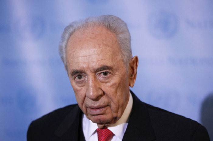 Peres's family summoned to bedside to say goodbye