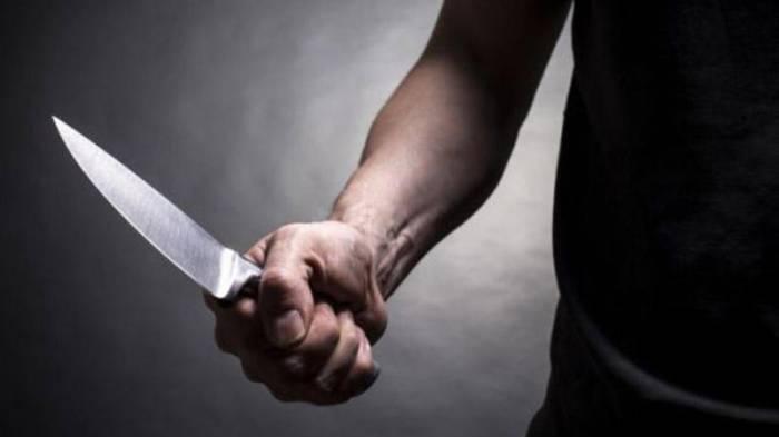 Gəncədə kütləvi dava: 3 nəfər bıçaqlandı