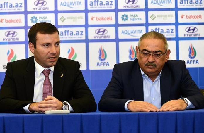 AFFA-da danışılmış oyunlarla bağlı toplantı