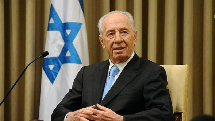 Israel`s Peres hospitalized after stroke