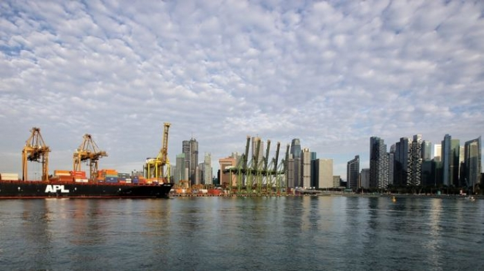 Two dead and three missing in Singapore ship collision