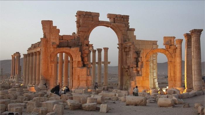 Siria vuelve a promocionarse como destino turístico ante el público internacional
