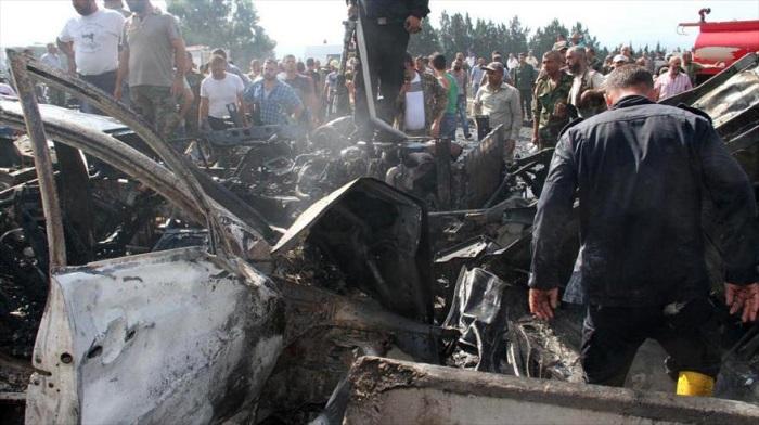 Siria pide a CSNU tomar medidas contra patrocinadores de terrorismo