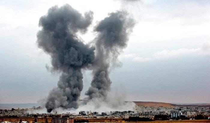 Siria denuncia grandes daños a su sector petrolero por los ataques de la coalición de EEUU