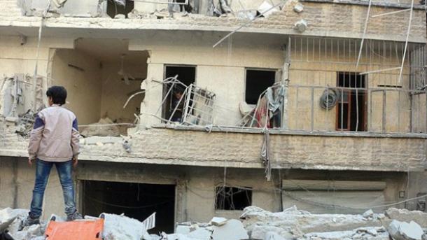 El alto el fuego del ejército de Siria para la fiesta