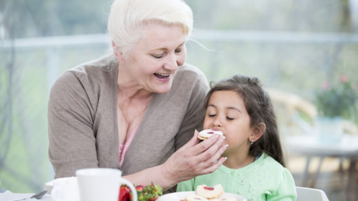 Grandparents 'pose serious health risks to children'