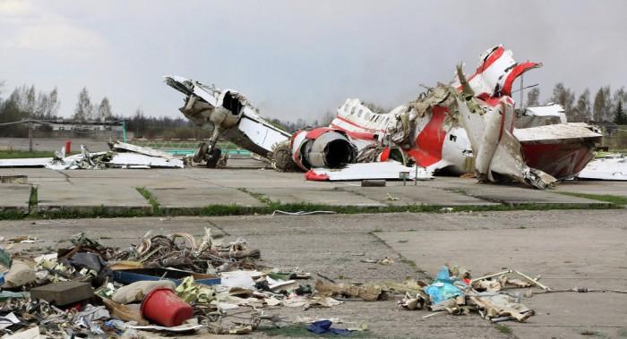 """""""Hay que cesar las especulaciones"""" sobre el accidente aéreo de 2010 en Smolensk"""