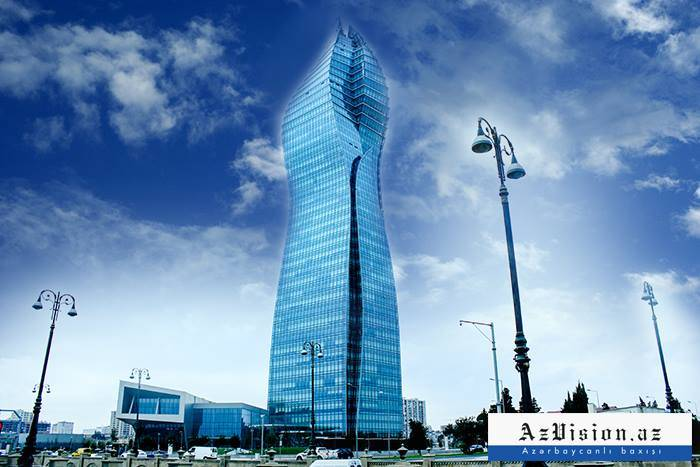 SOCAR-ın 414 milyon dollarlıq binası - FOTOLAR