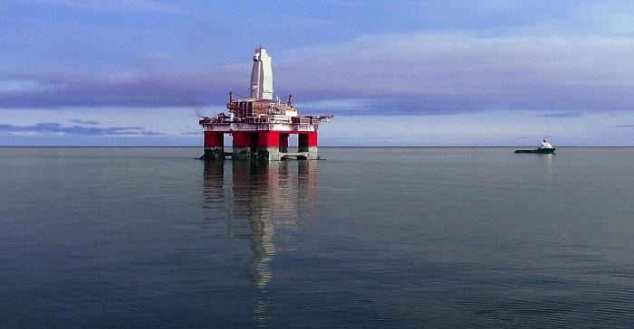 SOCAR completes reconstructing platform at offshore field