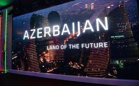 """Davosda """"Azərbaycan gecəsi"""" keçirilib"""