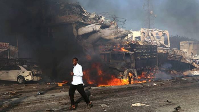 Somalidə ölənlərin sayı 189-a çatıb