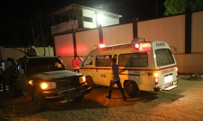 Six killed, 16 injured in car bombing in Somalia