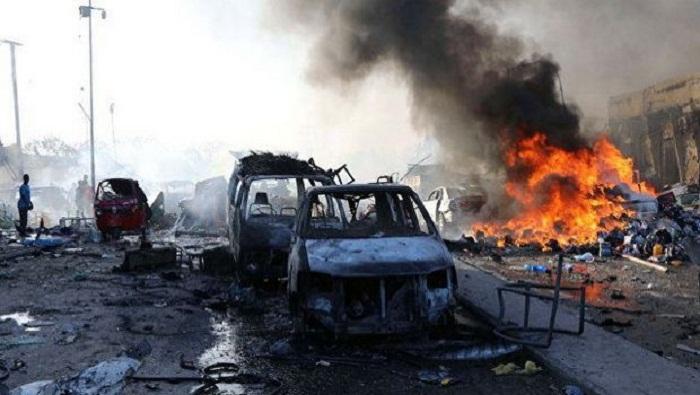 Somalidə partlayışlarda 38 nəfər ölüb