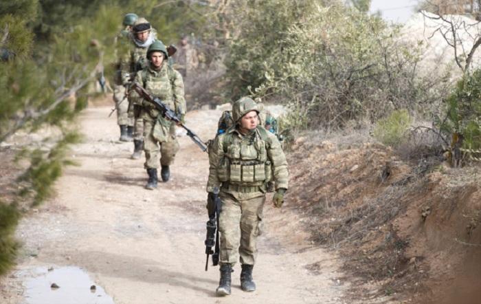Afrində 11 strateji məntəqə terrorçulardan azad edildi