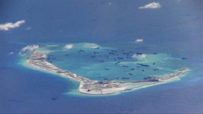 China opens movie theater on disputed South China Sea island