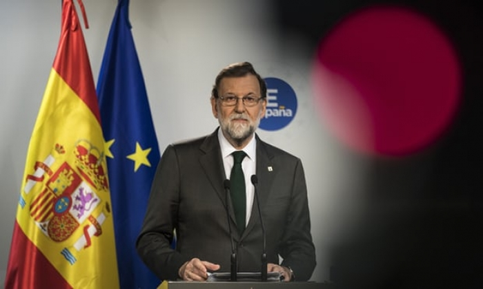 Spanish PM vows to end Catalonia standoff and force region to obey law