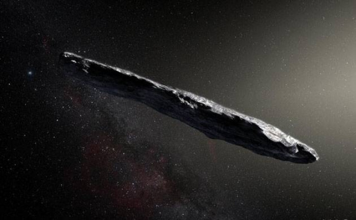 Scientists discover first spatial body from outside solar system